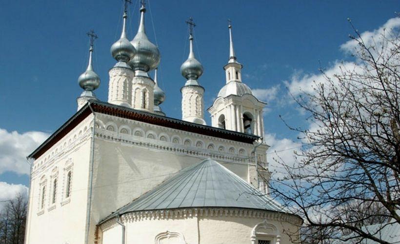 Симеоновская и Смоленская церкви