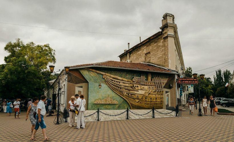 Литературно-мемориальный музей Александра Грина в Феодосии