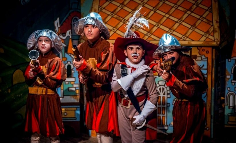 Театр «Золотой ключик» в Евпатории