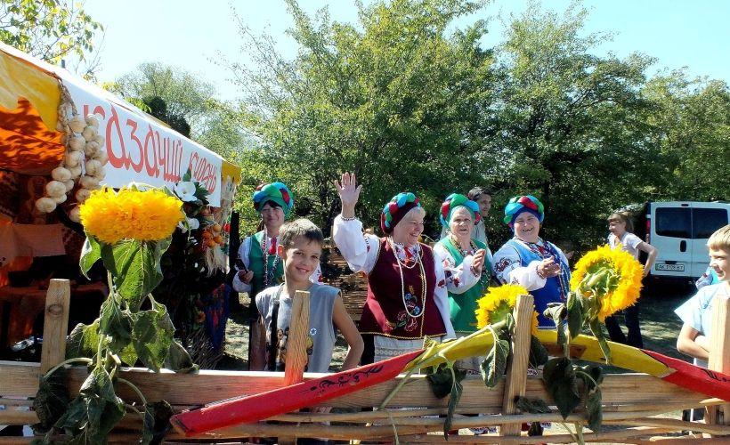 Фестиваль казачьей культуры «Крымские тулумбасы»