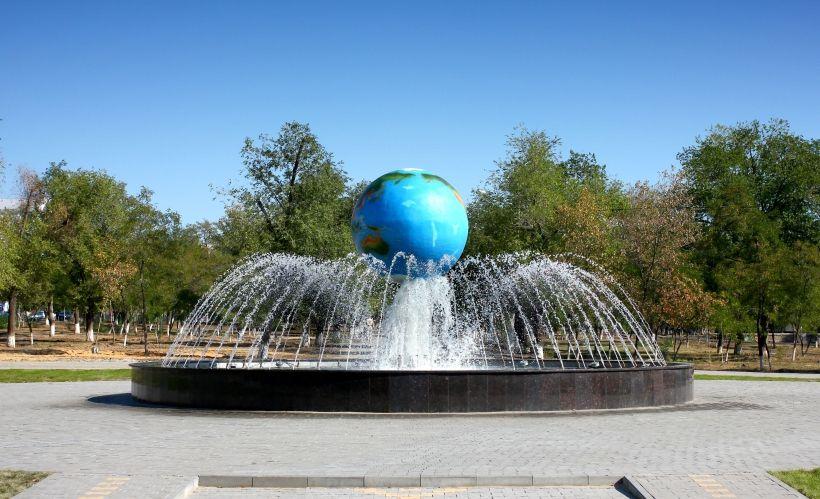 Парк 70-летия Победы