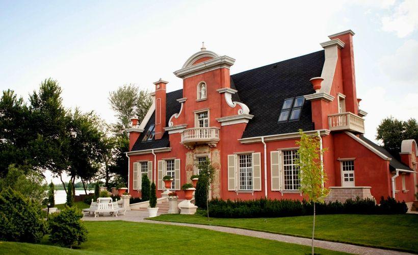 Отдохнуть от городской суеты в отеле Old House Resort & Spa