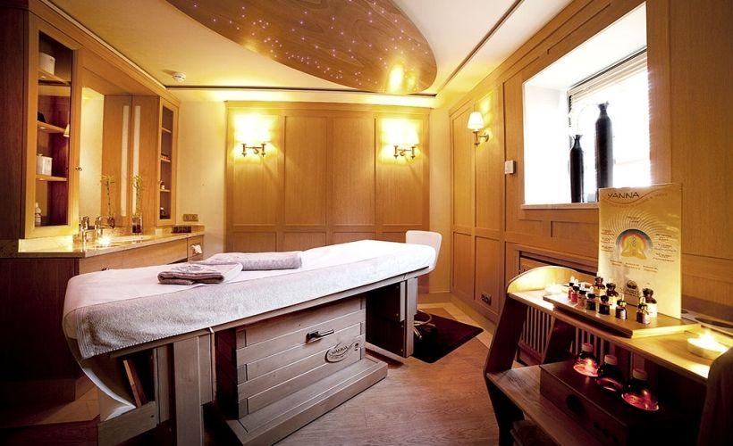 Расслабиться в спа-комплексе отеля Old House Resort & Spa