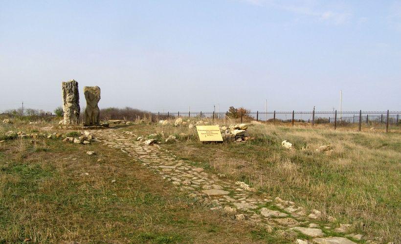 Половецкое святилище