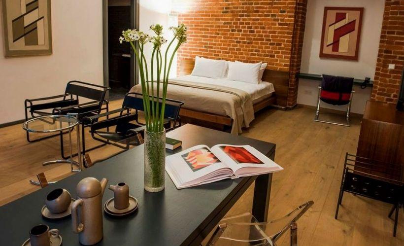 Brick Design Hotel 4*