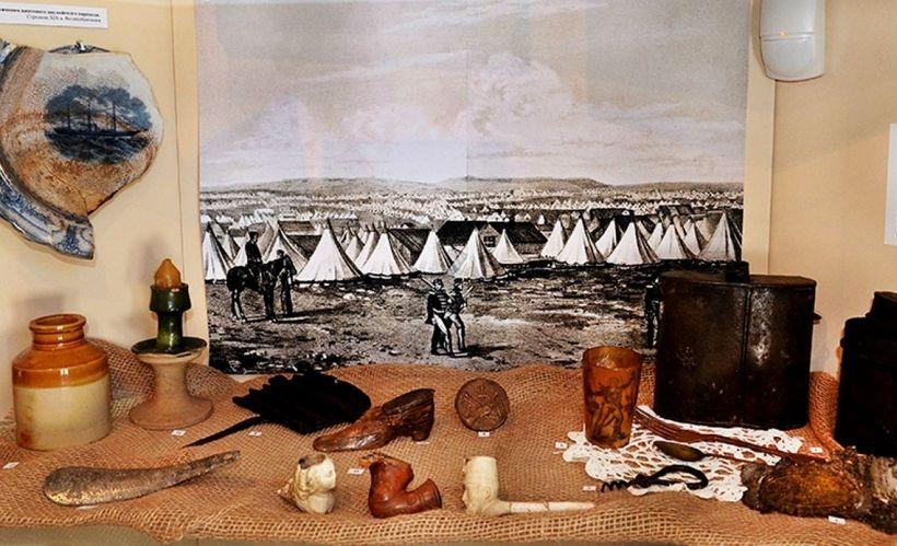 Выставка «Крымская война 1853–1856 годов. События, итоги» в Севастополе