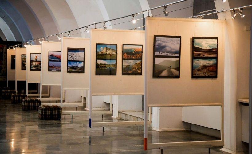 Галерея theHarasho в Евпатории