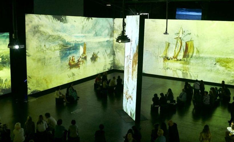 Мультимедийная выставка-спектакль «Я — Айвазовский»