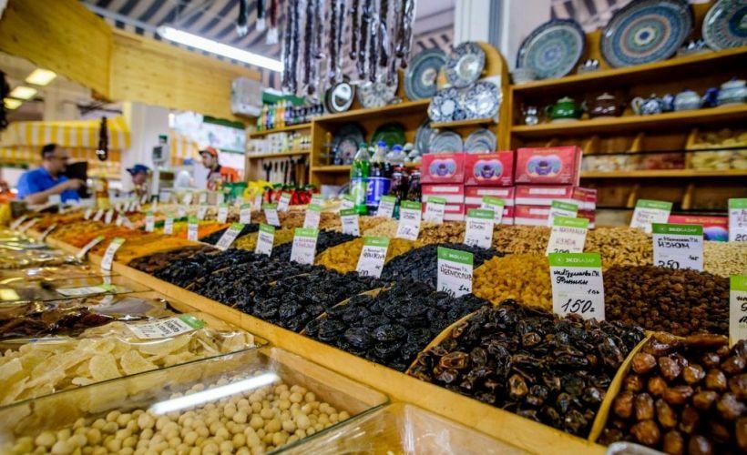 Фермерский рынок в Мытищах
