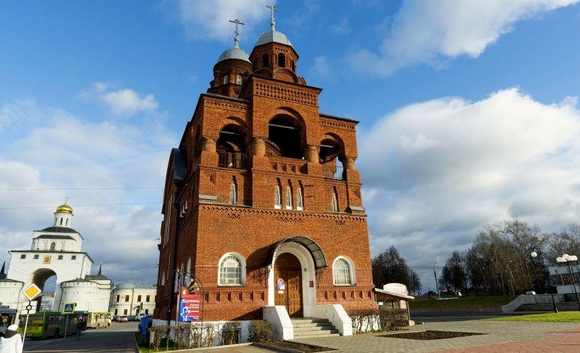 Троицкая церковь — Музей хрусталя