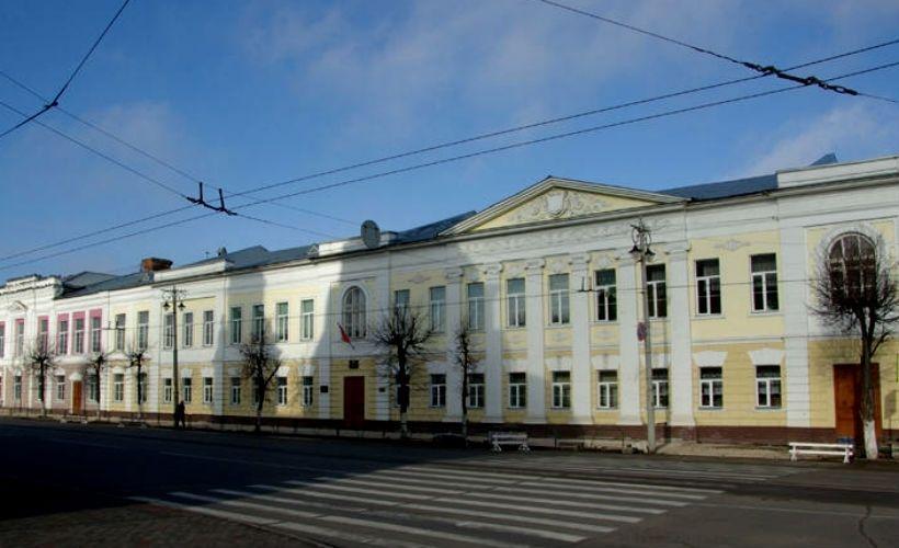 Здание земской женской гимназии