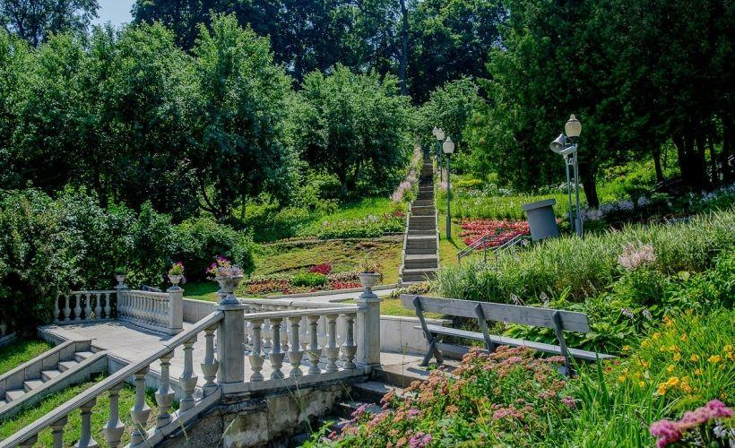 Патриаршие сады