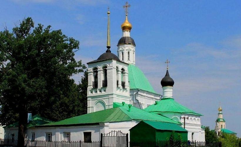 Церковь Николая Чудотворца и Спасо-Преображенский приход Никольской церкви