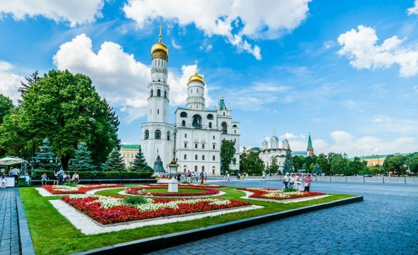 Ансамбль колокольни Ивана Великого