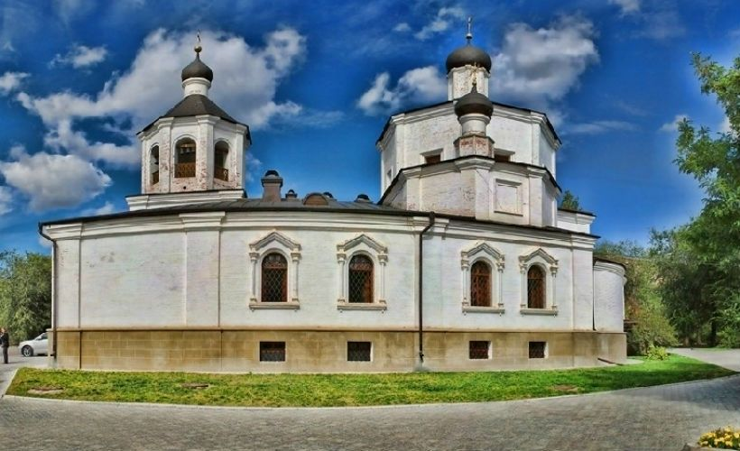 Храм Иоанна Предтече в Волгограде
