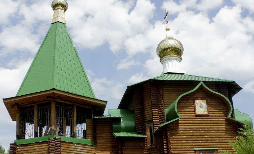Свято-Троицкий храм в Дубовке