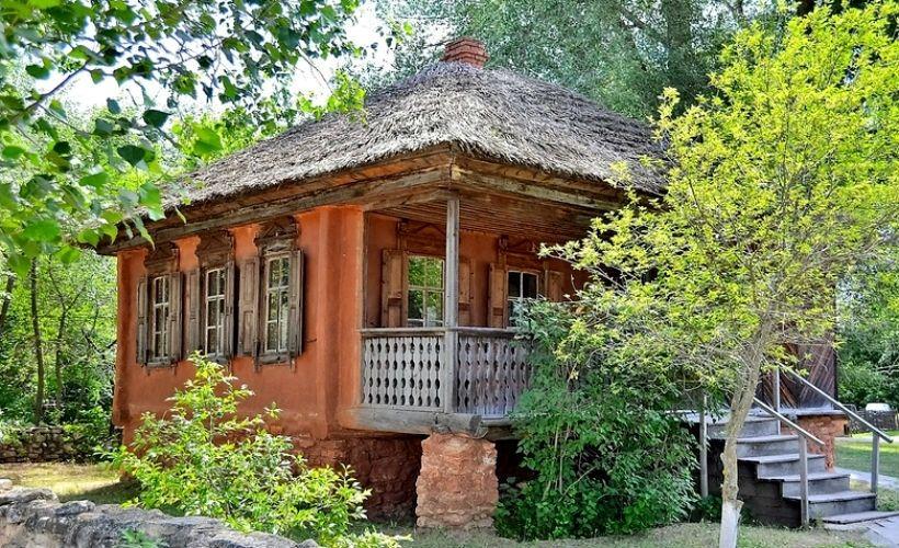 Музей казачьей народной архитектуры и быта «Казачий курень» в Иловлинском районе