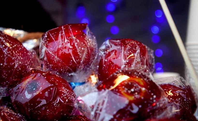 Рождественская ярмарка в «Царицыно»