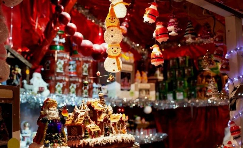 Итальянская ярмарка Mercatino di Natale во «Флаконе»