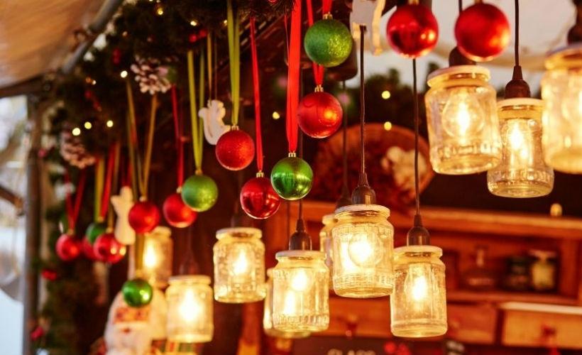 Рождественская ярмарка в «Аптекарском огороде»