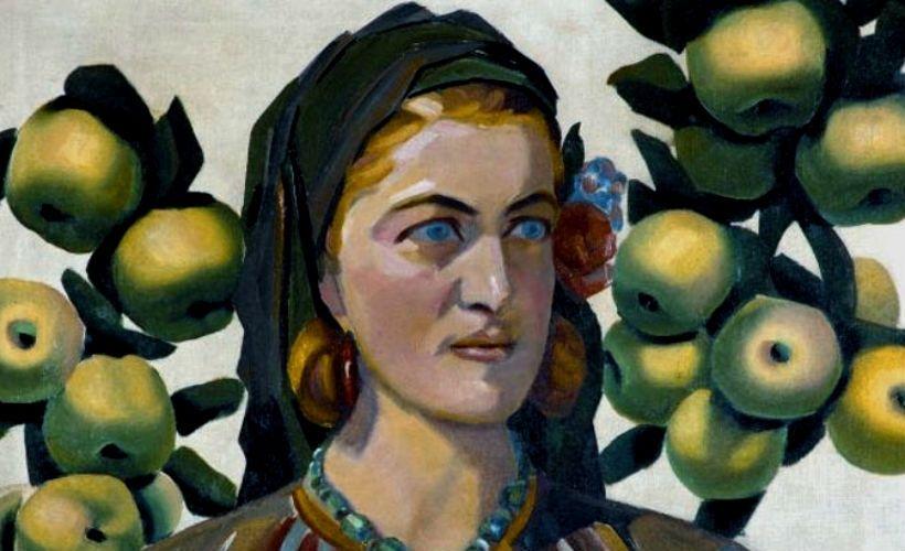 Непарадный портрет. Искусство XX века