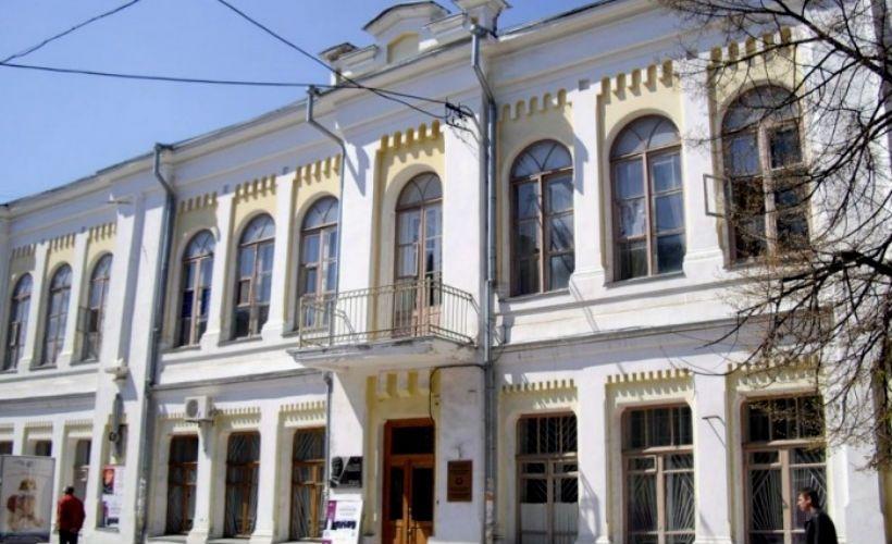 Музыкальная Гостиная крымской филармонии в Симферополе