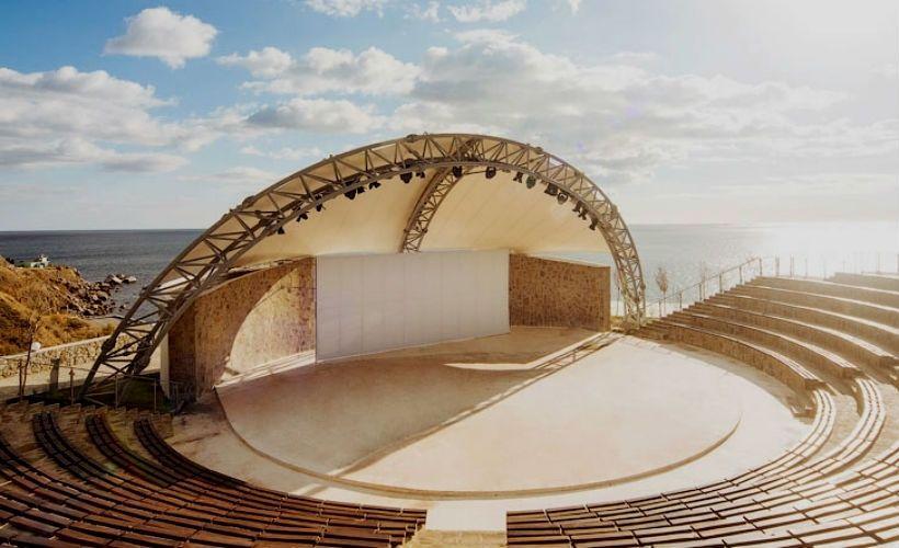 Амфитеатр санаторно-курортного комплекса «Мрия» в Ялте