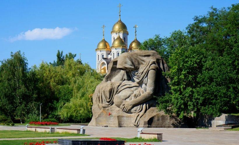 Историко-мемориальный комплекс «Героям Сталинградской битвы» на Мамаевом Кургане