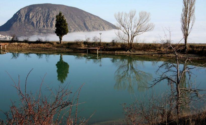 Озеро у Красного Камня