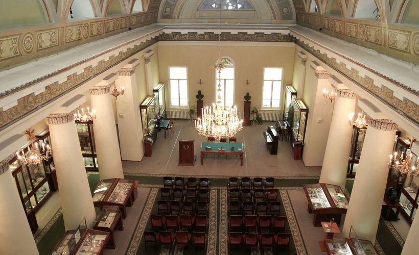 Музей истории Казанского университета