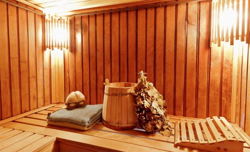 Отдохнуть душой и телом в бане