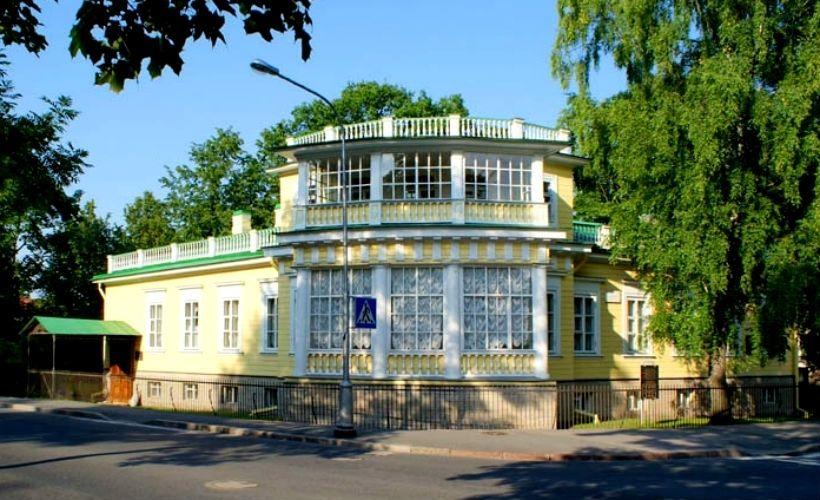 Дача Пушкина