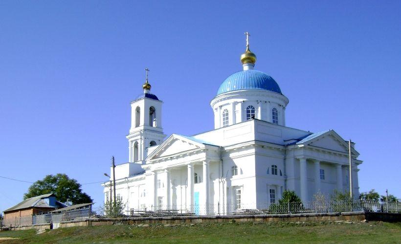 Свято-Успенский храм