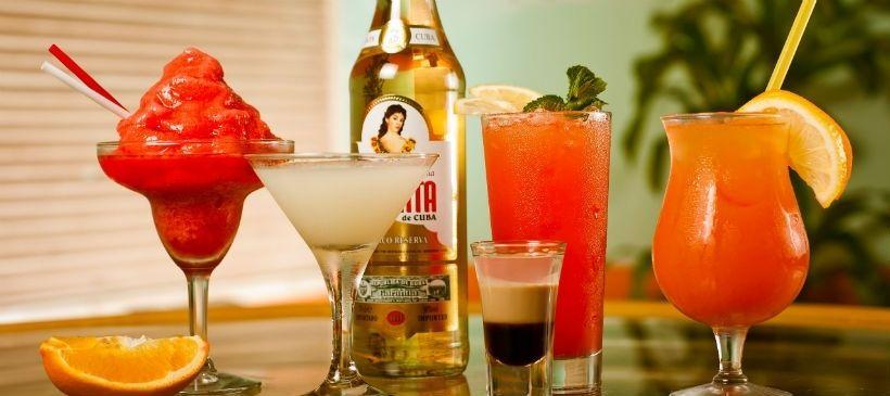Новый год в ресторане O! Cuba