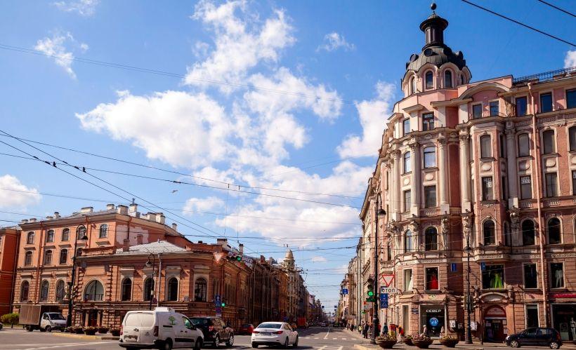 Петроградский остров