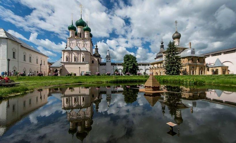 Кремль (внешний осмотр)
