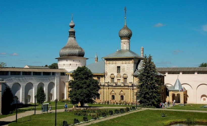 Одигитриевская и Воскресенская церкви