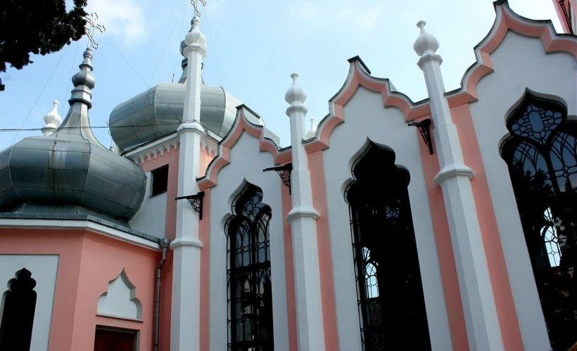 Церковь Иоанна Златоуста в Ялте