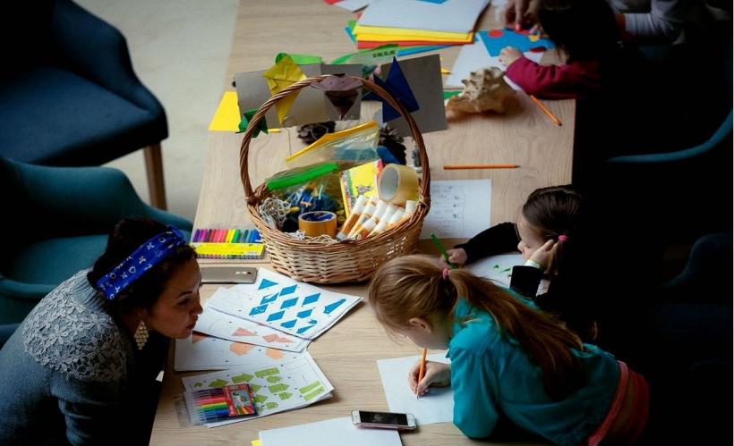 Детский центр «Малка» при Еврейском религиозно-культурном центре «Жуковка»