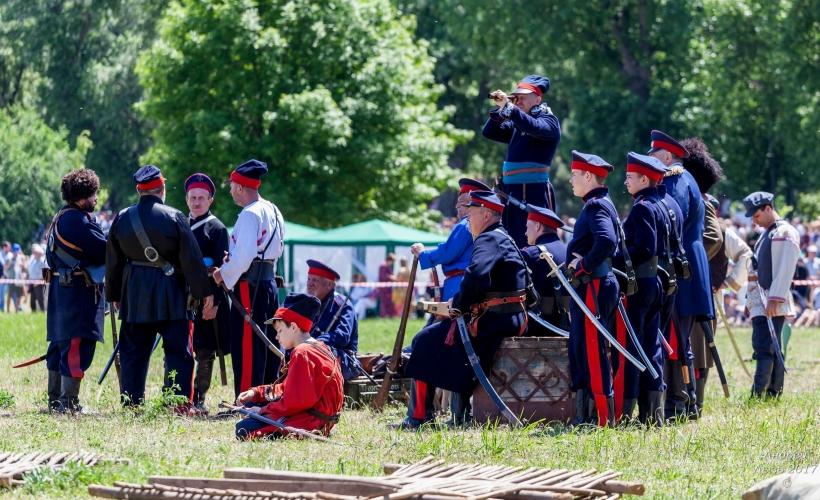«Оборона Таганрога 1855 года»