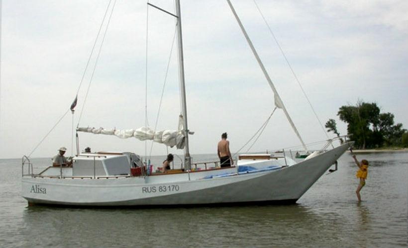 Азовский яхт-клуб