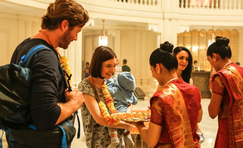 Отель Мумбаи: Противостояние