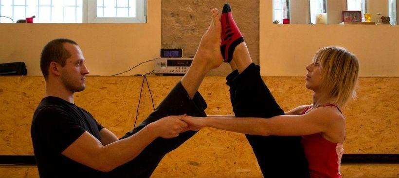 Московская школа йоги