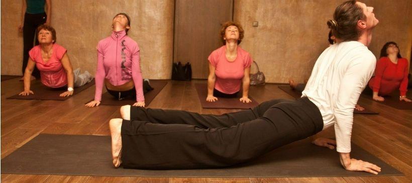 Yoga dom