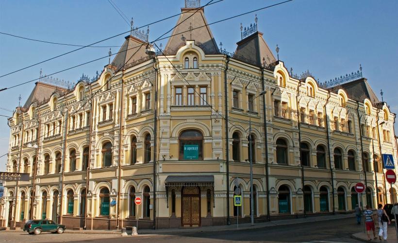 Торговый дом Третьяковых с банком «Лионский кредит»