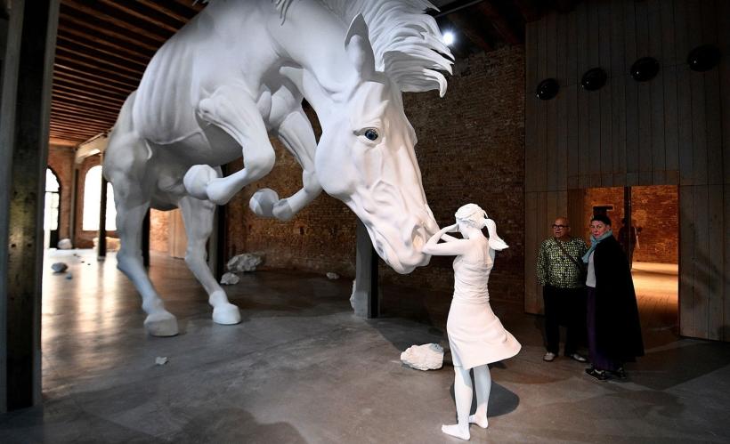 Вдохновиться современным искусством