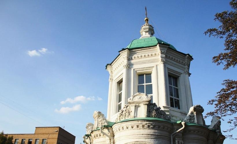 Знаменская церковь (Храм иконы Божией Матери «Знамение») и Перовский парк