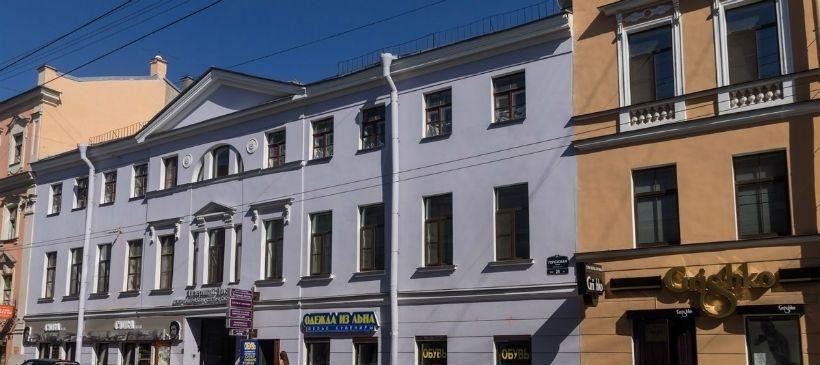 Предположительный дом Парфена Рогожина