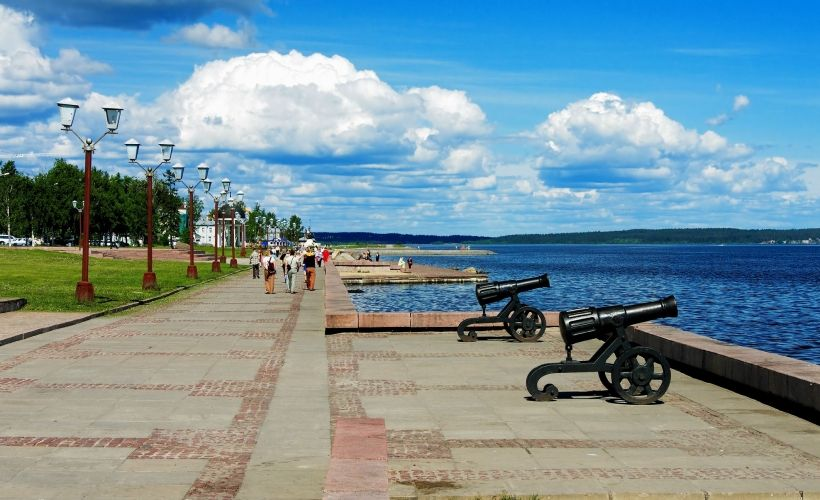 Петрозаводск — Онежская набережная