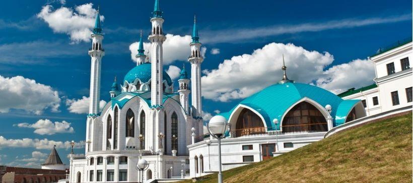 Казанский Кремль и окрестности